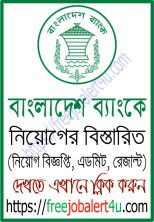 Bangladesh Bank Officer General Job Circular