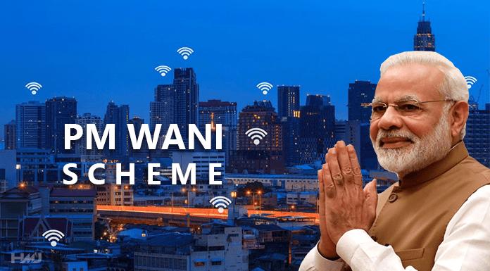 PM WANI SCHMEME