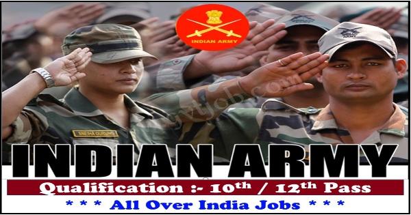 Indian Army Rally Recruitment Gaya 2020