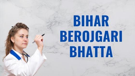 Bihar Unemployment Allowance Free job Search