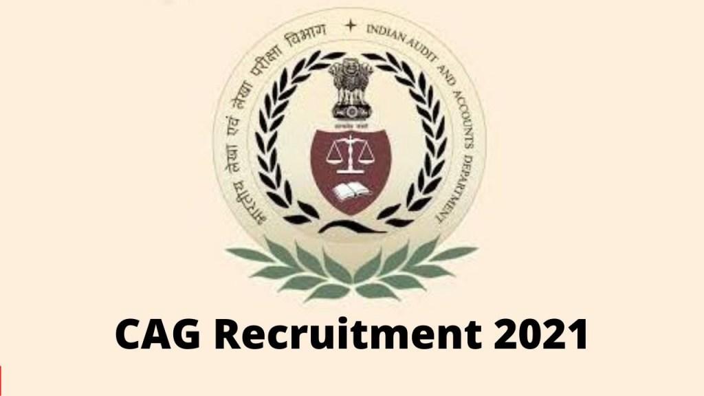 CAG Recruitment 2021 Free Job Search