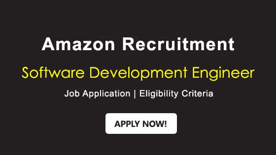 Amazon SDE 2022 Free Job Search