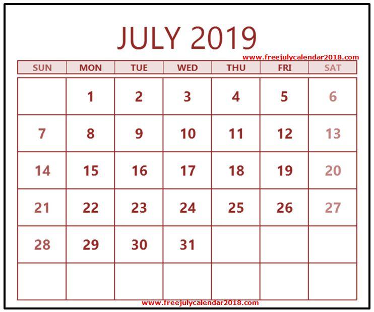 60 free july 2019