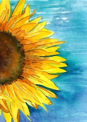 watercolor painting simple source