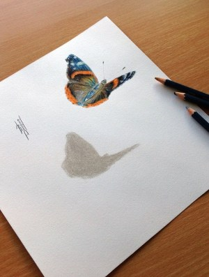 pencil drawings simple creative 3d drawing draw basic рисунки colors freejupiter sketch colorful inspiration sketching source tutorial