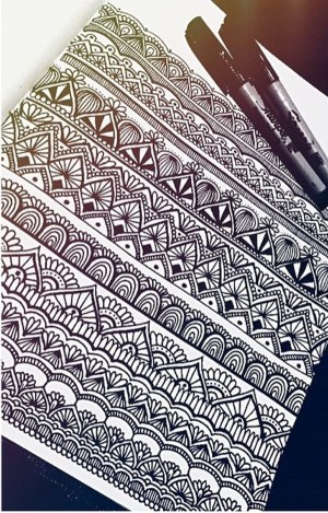 mandala pattern designs simple patterns mandalas zentangle easy fill doodle drawings drawing mandela borders painting freejupiter para draw patrones jupiter