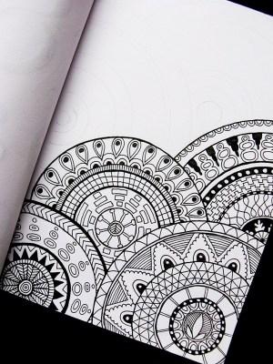 mandala pattern designs simple source