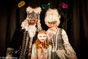 The Ball's Costume Contest Winners from 2014
