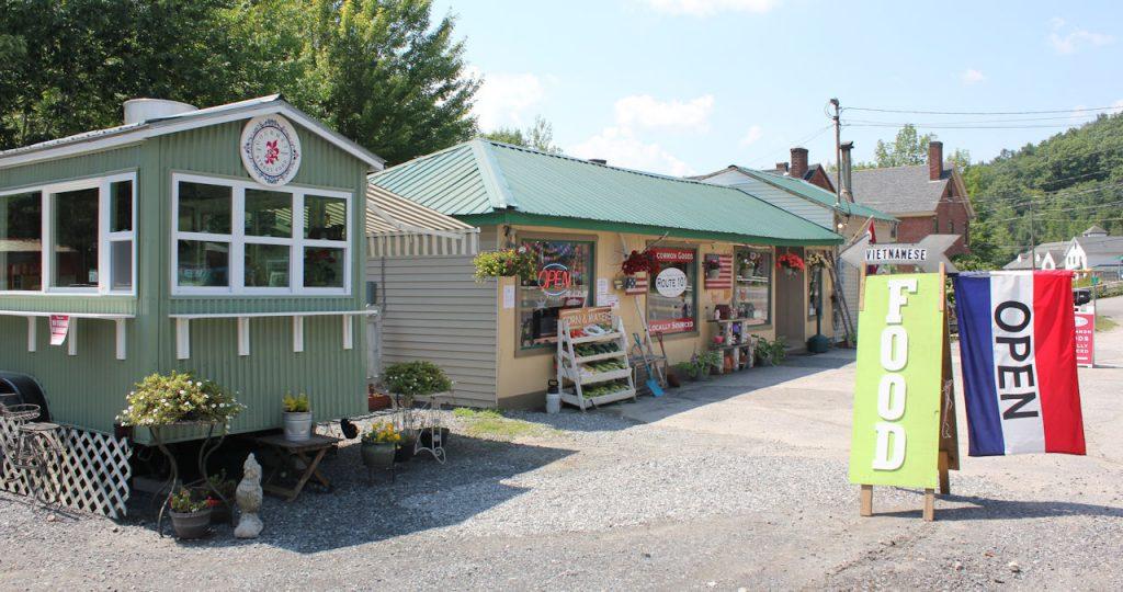 Bon Vivant and Route 101 Local Goods