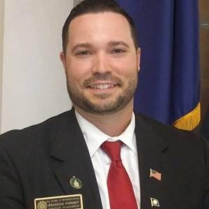 Libertarian State Representative Brandon Phinney