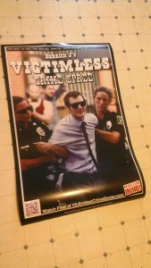 Only five DJVCS posters exist - one will be raffled at the screening!