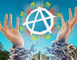 Anarchapulco 2019 Logo