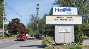 Hope Chapel to Violate Governor's Orders