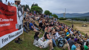Porcfest 2020 Group Photo, Side Shot