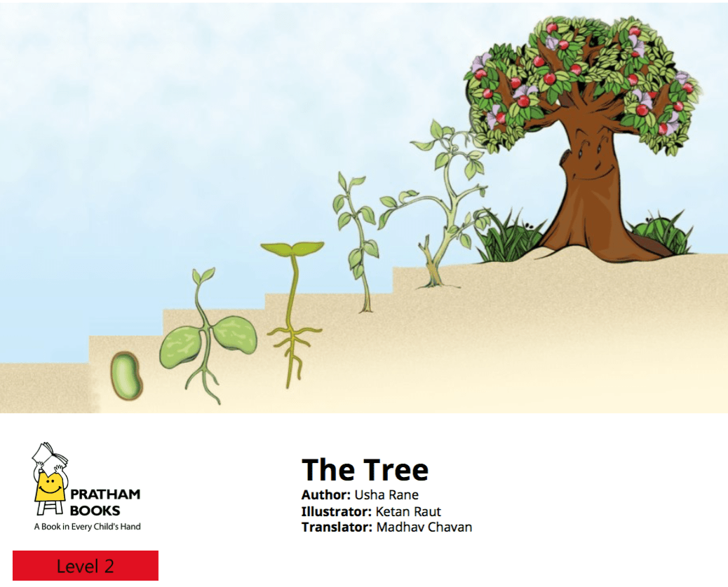 Kids Books About Trees