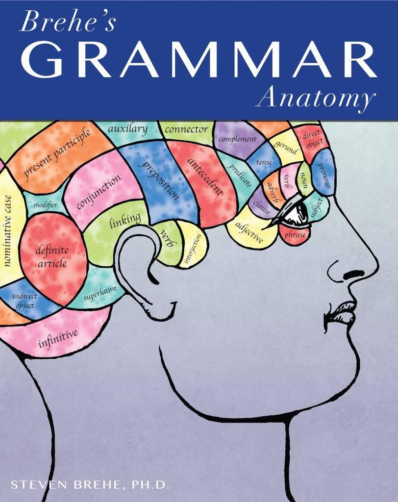 medium resolution of Brehe's Grammar Anatomy - Essential Grammar Guidance for K12 ELA   Free  Kids Books