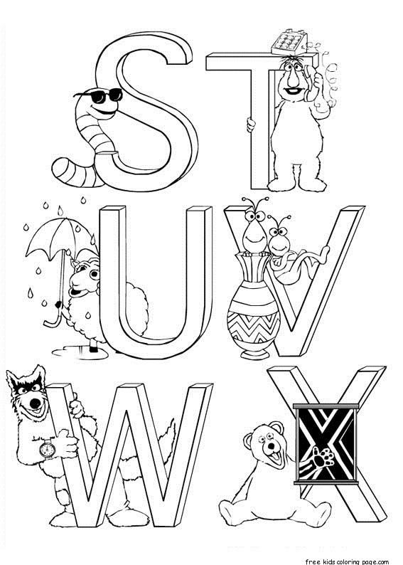 Image Result For Printable Preschool