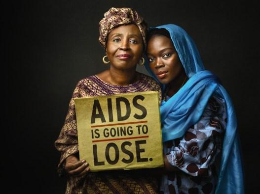 Chevron AIDS African Generation