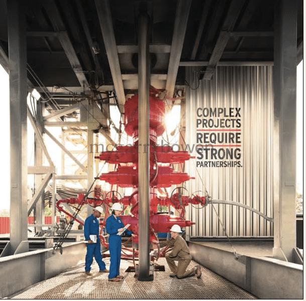 Chevron Oil Rig Blowout
