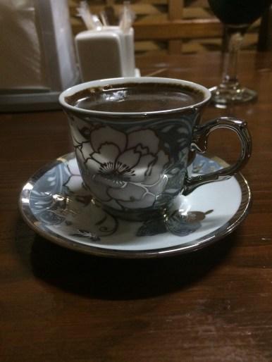 Coffee in Batumi