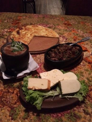 Pastorali restaurant in Tbilisi