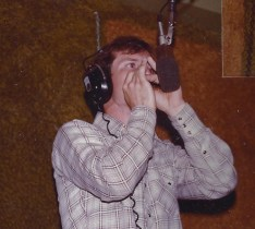 "Recording ""Run On"" In Cincinnati OH 1984"