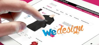 e-Commerce Solution - web design