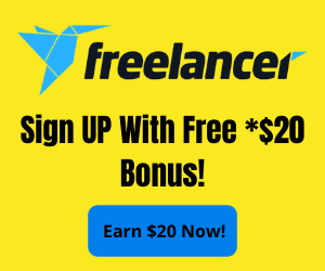 Freelancer Bonus