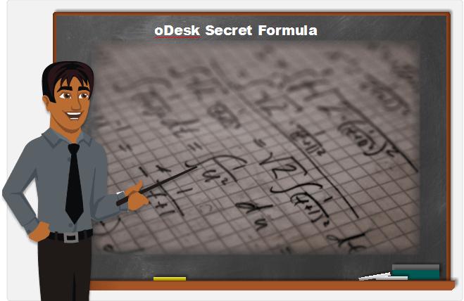 odesk secret formula