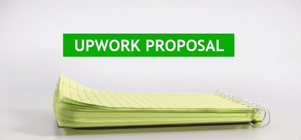 writing upwork proposals