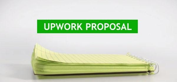 writing upwork proposals