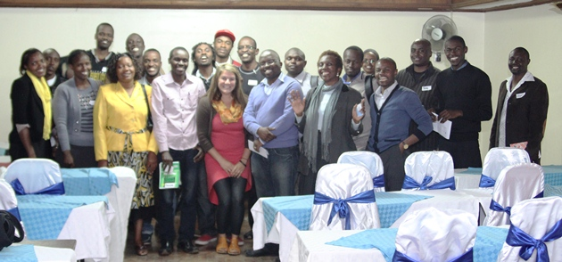 Online Marketing Training in Kenya