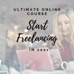 online course to start freelancing in 2021