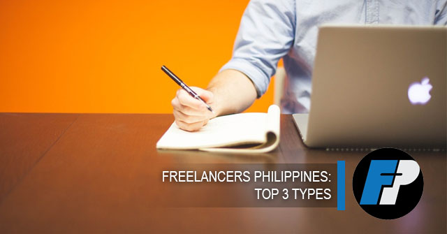 Top 3 types of Freelancers in the Philippines