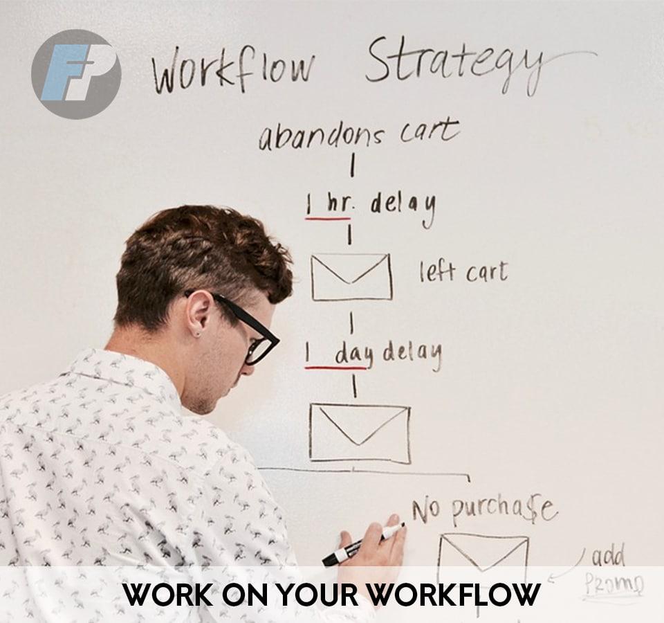 Work on your work flow - freelancerphilippines.com