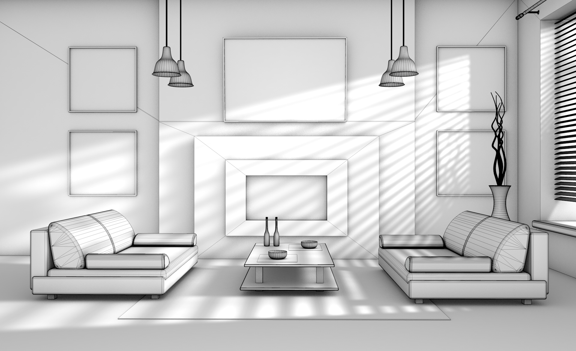 Interior Design Freelancers 3D