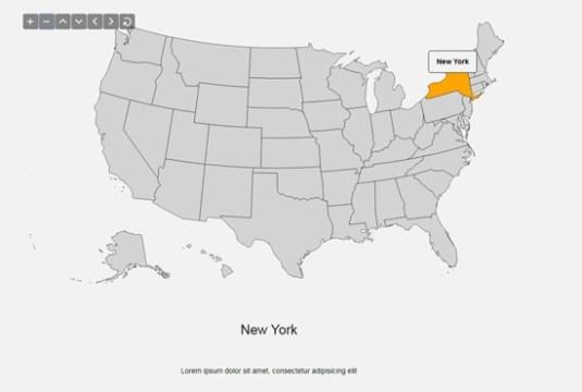 USA Responsive MAP