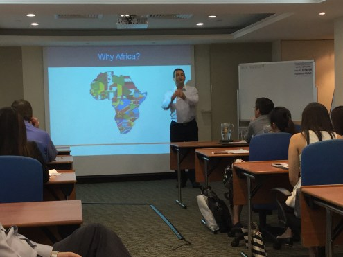 Dr. Mark Bussin - Why Africa?