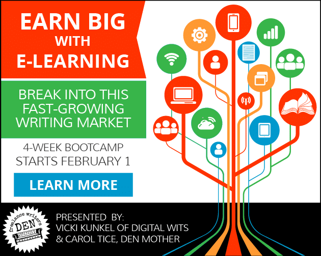 Earn Big with E-Learning: Break into this fast-growing market.