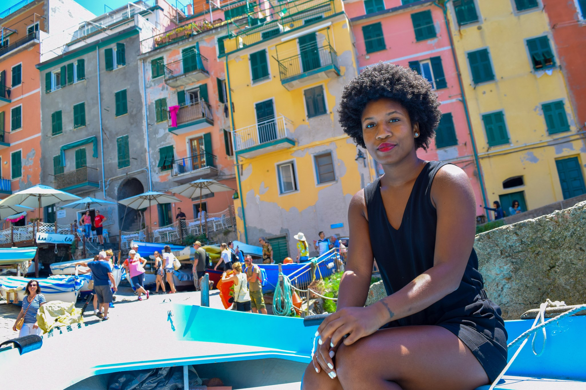 Drinking Coffee With Writers - Monique Wise, Travel Writer - Freelance Writing Cafe 3