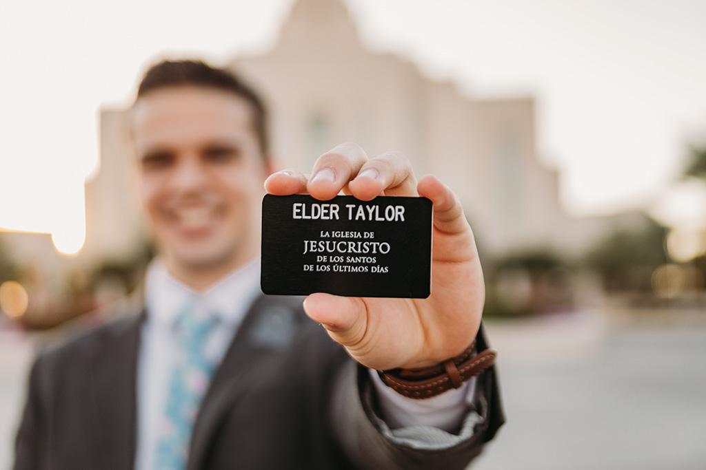LDS missionary photographer gilbert az temple