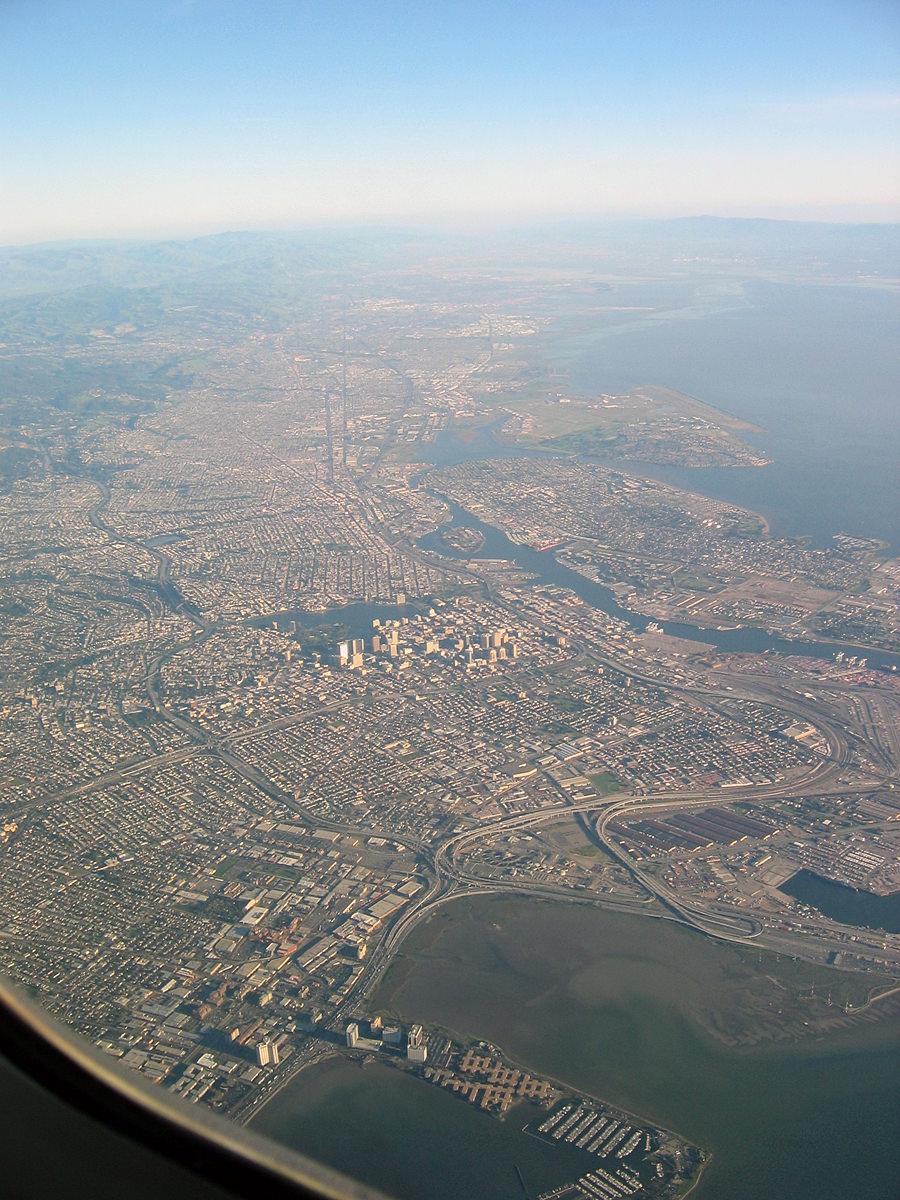 East Bay Aerial