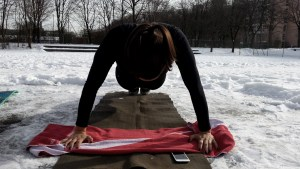 hiit training push ups