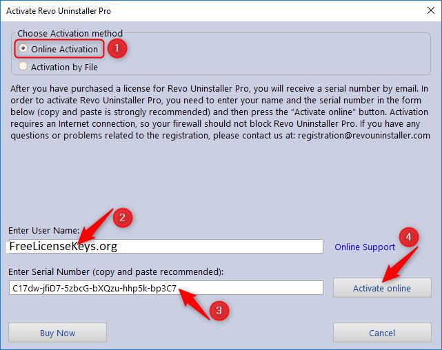 Revo Uninstaller Pro 4.2.3 Crack With License Key Full