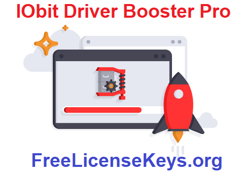 IObit Driver Booster Pro 8.3.0 License Key + Crack (LATEST)