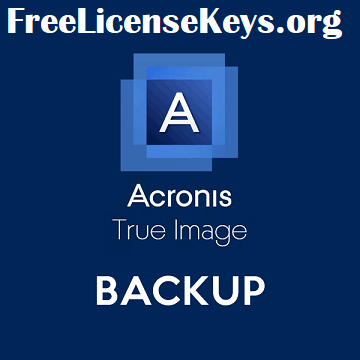 Acronis True Image 2021 Crack With Serial Key [LATEST]