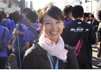 「和久田麻由子東大ラクロス部」の画像検索結果