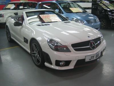 Mercedes-Benz SL63AMG - 車主網 Driver.com.hk