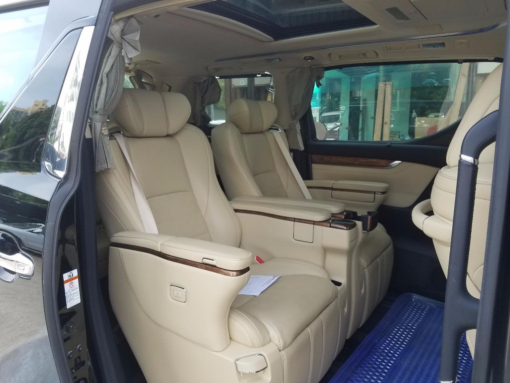 all new alphard executive lounge grand veloz vs mobilio ming fung auto car limited toyota title 1 2 3 4