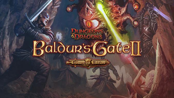 Baldur's Gate II: Enhanced Edition Linux Download » Free ...